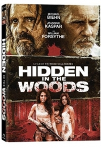 Hidden in the woods us remake Cover A