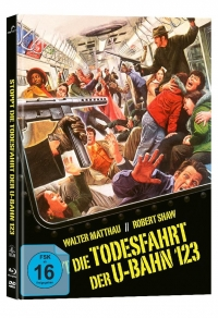 Stoppt die Todesfahrt der U-Bahn 123 Cover A