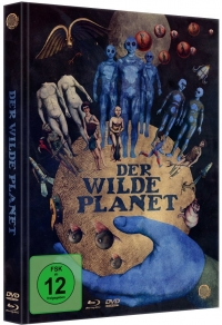 Der wilde Planet  Limited Mediabook