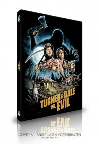 Tucker & Dale vs Evil Cover A