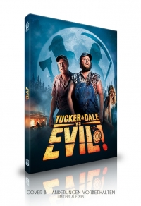 Tucker & Dale vs Evil Cover B