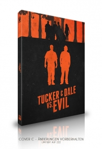 Tucker & Dale vs Evil Cover