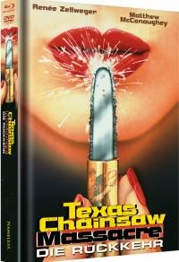 Texas Chainsaw Massacre - Die Rückkehr Cover B