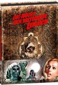 Die Nacht der reitenden Leichen Limited Mediabook