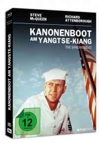 Kanonenboot am Yangtse-Kiang Limited Mediabook