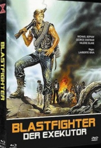 Blastfighter - Der Exekutor Cover B