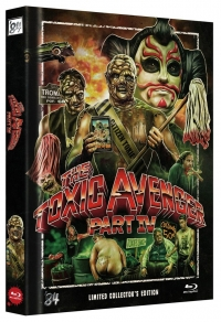 Citizen Toxie: The Toxic Avenger IV Limited Mediabook