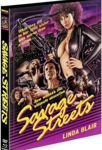 Savage Streets - Die Straße der Gewalt Limited Mediabook