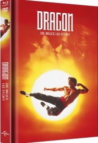 Dragon - Die Bruce Lee Story Cover A