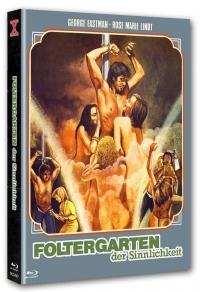 Foltergarten der Sinnlichkeit Cover A