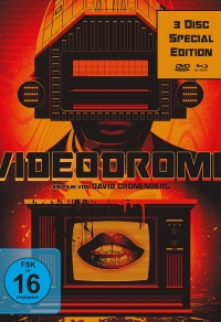 Videodrome Limited Uncut Edition