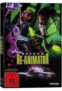 Beyond Re-Animator 3 Limited Mediabook