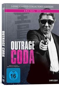 Outrage Coda Cover