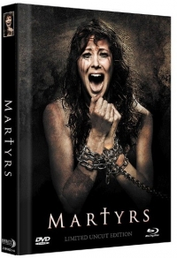 Martyrs (2015) Cover A
