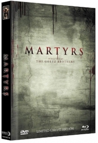 Martyrs (2015) Cover B