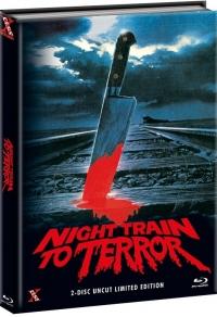 Night Train to Terror Cover A