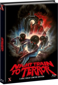 Night Train to Terror Cover B