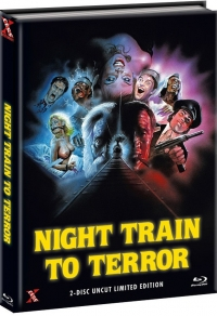 Night Train to Terror Cover C