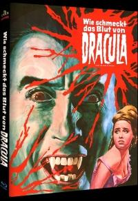 Wie schmeckt das Blut von Dracula? Cover A