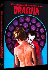 Wie schmeckt das Blut von Dracula? Cover B