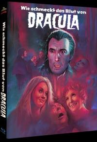 Wie schmeckt das Blut von Dracula? Cover C