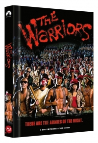 Die Warriors Cover A