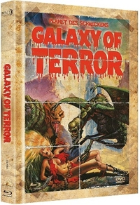 Galaxy of Terror - Planet des Schreckens Limited Uncut Edition