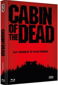 Cabin of the Dead Cover A