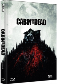 Cabin of the Dead Cover B