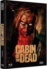 Cabin of the Dead Cover E
