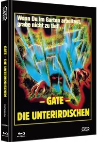 Gate - Die Unterirdischen Cover A