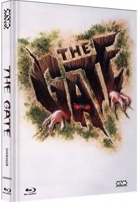 Gate - Die Unterirdischen Cover B