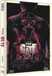 Gate - Die Unterirdischen Cover C