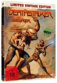 Der Todesjäger Limited Mediabook