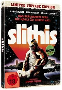 Slithis Limited Mediabook