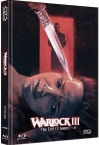 Warlock - Das Geisterschloss Cover B