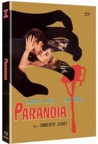 Paranoia Cover B