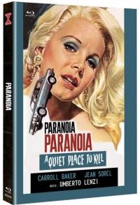 Paranoia Cover C