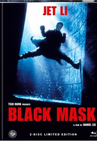 Black Mask Cover A