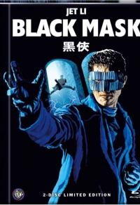 Black Mask Cover D