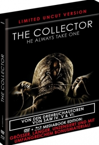 The Collector Limited Black Book Edition