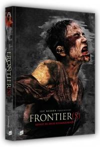 Frontier(s) - Kennst du deine Schmerzgrenze? Cover A