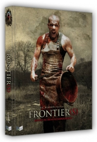Frontier(s) - Kennst du deine Schmerzgrenze? Cover B