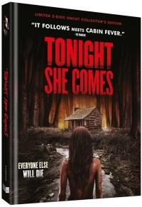 Tonight She Comes Cover E