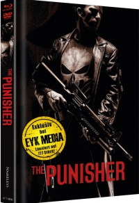 The Punisher 2004 Cover E