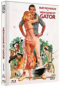 Mein Name ist Gator Cover B