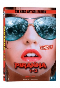 Piranha 3D Double Feature (Mediabook) Cover C