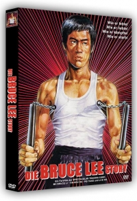 Die Bruce Lee Story Cover A