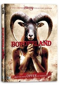 Borderland Cover A