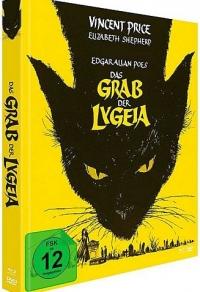 Das Grab der Lygeia Cover A
